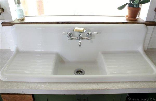 Drainboard Sinks